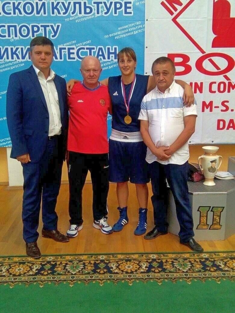 Студентка СевГУ — победитель международного турнира по боксу, фото-2