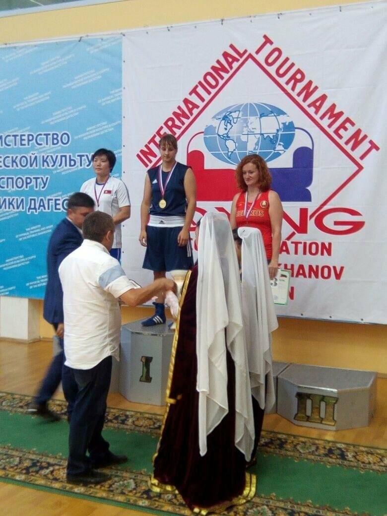 Студентка СевГУ — победитель международного турнира по боксу, фото-3