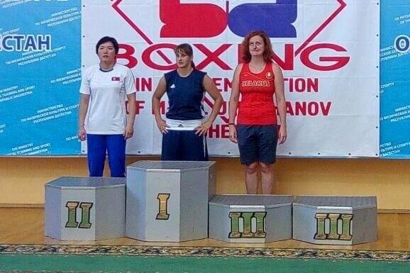 Студентка СевГУ — победитель международного турнира по боксу, фото-1