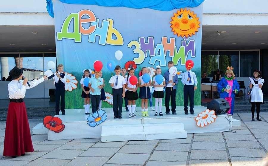 Здравствуй, школьная пора! Как отмечают День знаний в Севастополе, фото-8