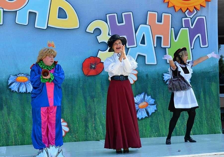 Здравствуй, школьная пора! Как отмечают День знаний в Севастополе, фото-16