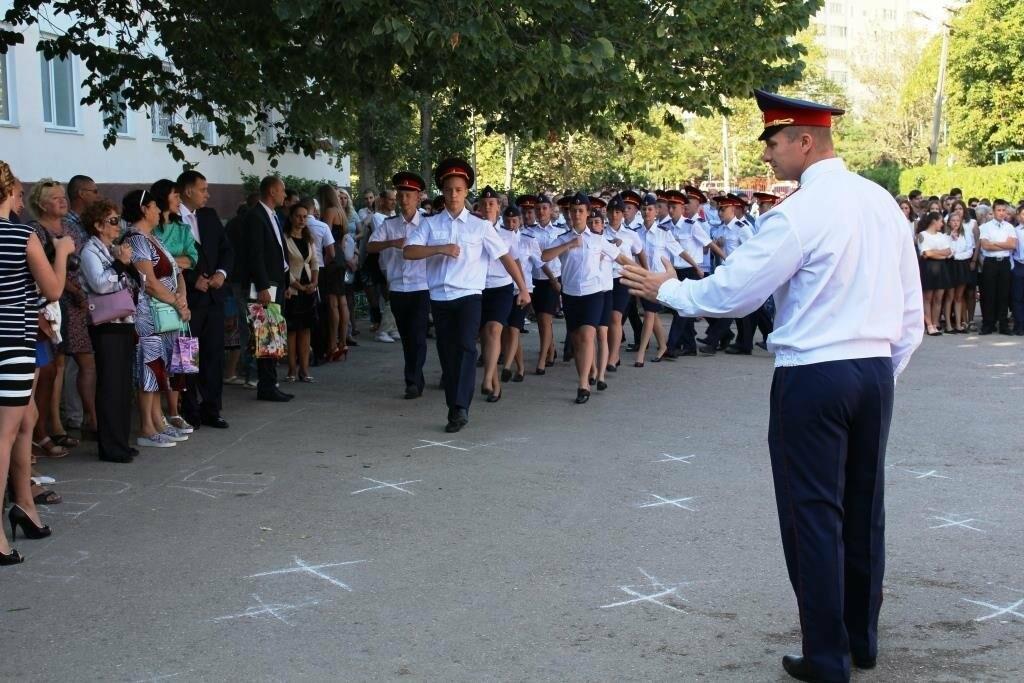 День знаний у севастопольских кадет начался с урока криминалистики (ФОТО), фото-4