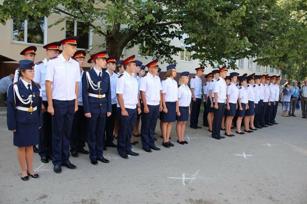 День знаний у севастопольских кадет начался с урока криминалистики (ФОТО), фото-5