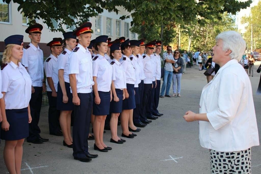 День знаний у севастопольских кадет начался с урока криминалистики (ФОТО), фото-8