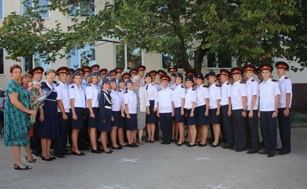День знаний у севастопольских кадет начался с урока криминалистики (ФОТО), фото-9
