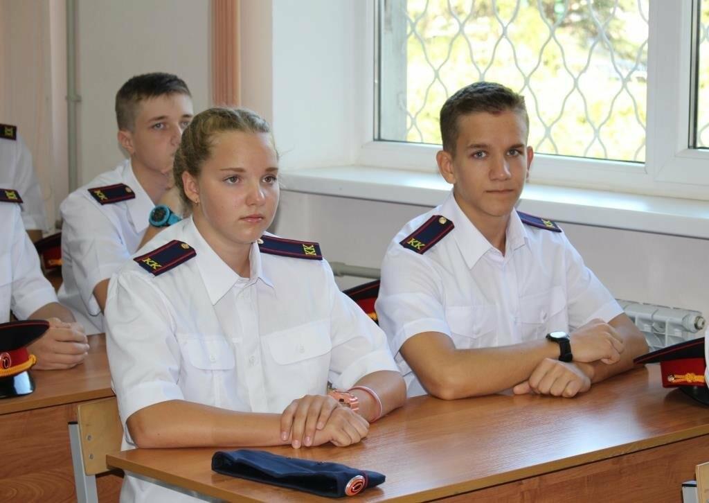 День знаний у севастопольских кадет начался с урока криминалистики (ФОТО), фото-3