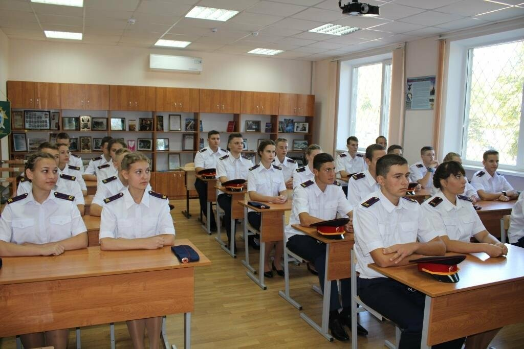 День знаний у севастопольских кадет начался с урока криминалистики (ФОТО), фото-7