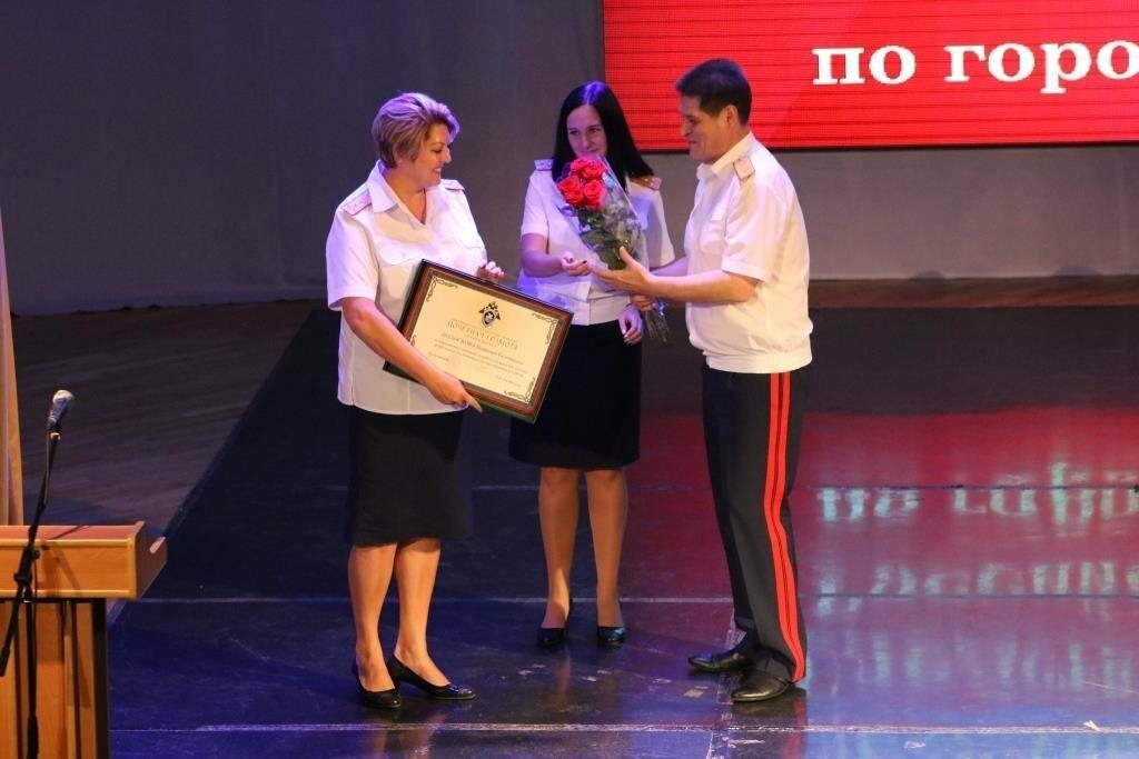 В Севастополе отметили 10-летие со Дня образования Следственного комитета при Прокуратуре РФ, фото-6