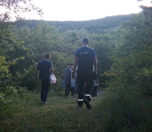 В Крыму женщина потеряла пьяного мужа в лесу (ФОТО), фото-1