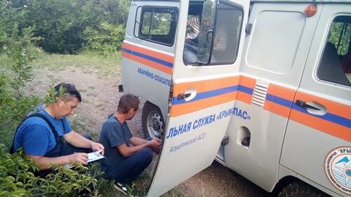 В Крыму женщина потеряла пьяного мужа в лесу (ФОТО), фото-2