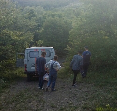 В Крыму женщина потеряла пьяного мужа в лесу (ФОТО), фото-3
