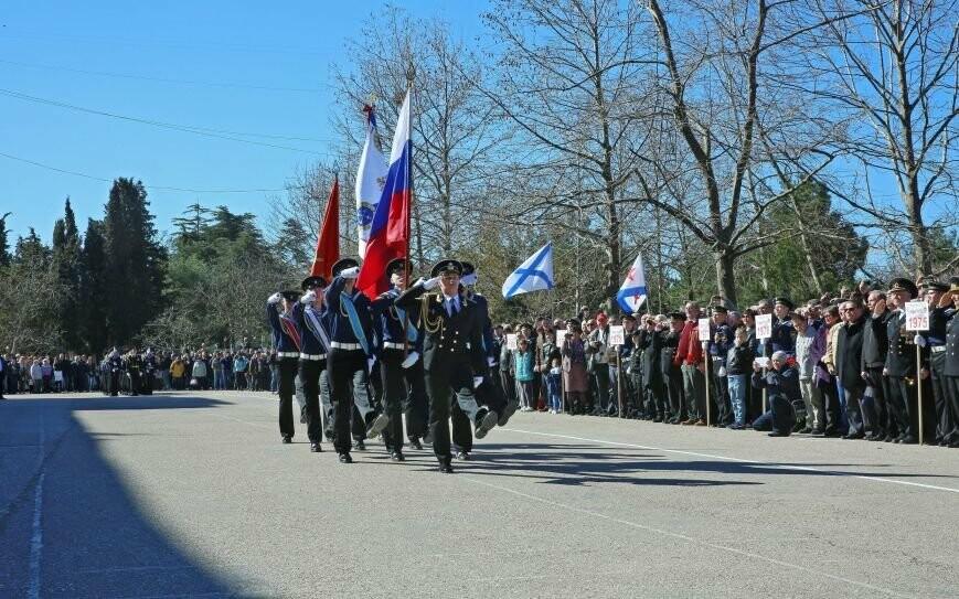 Севастополь с размахом отпраздновал 80-летие Нахимовского училища