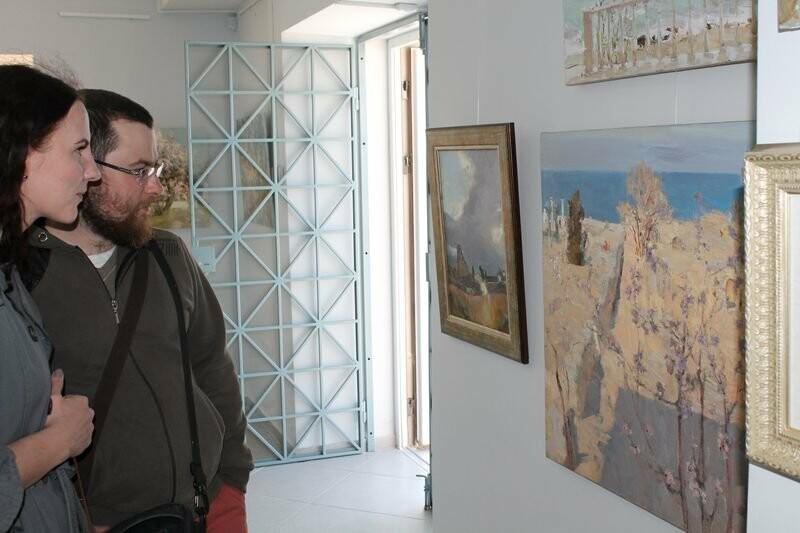 В Херсонесе открылась выставка