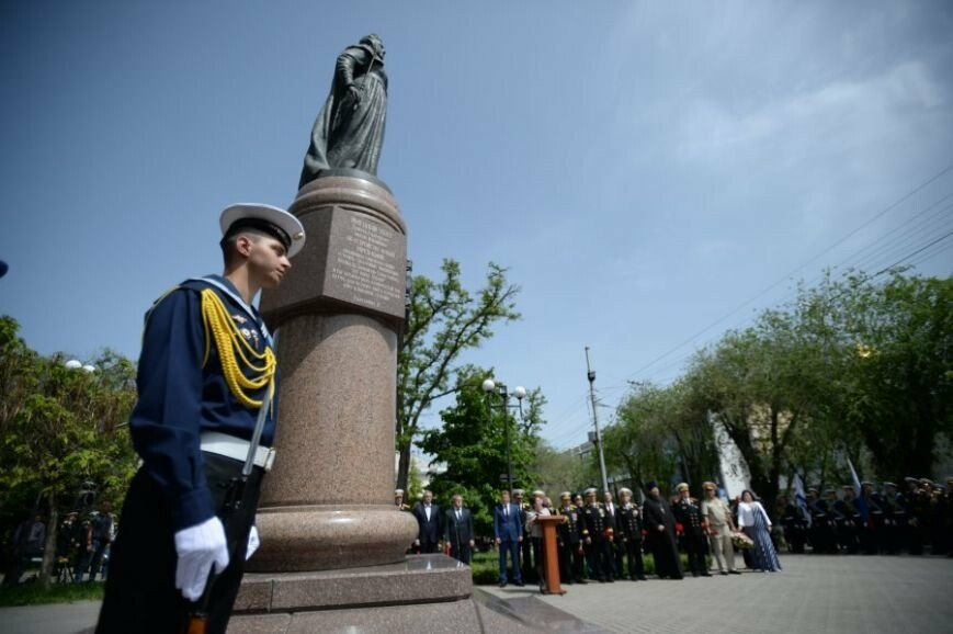 Крым отпраздновал 234-ю годовщину основания Черноморского флота
