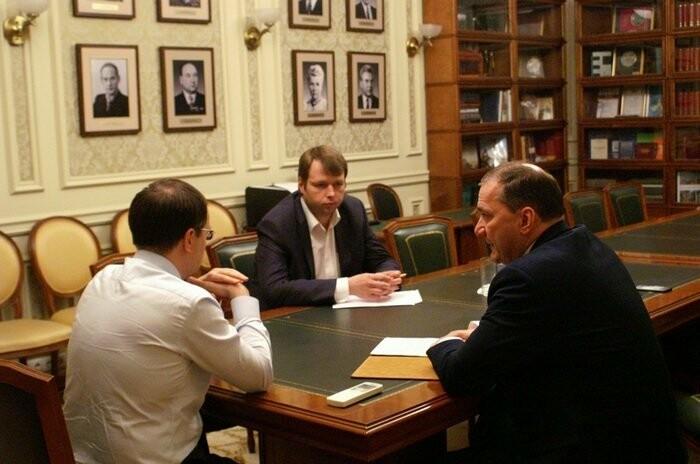 Министр культуры РФ обсуждал вопросы реставрации в Севастополе