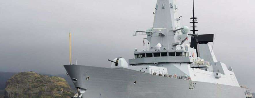 В Черное море зашли корабли НАТО