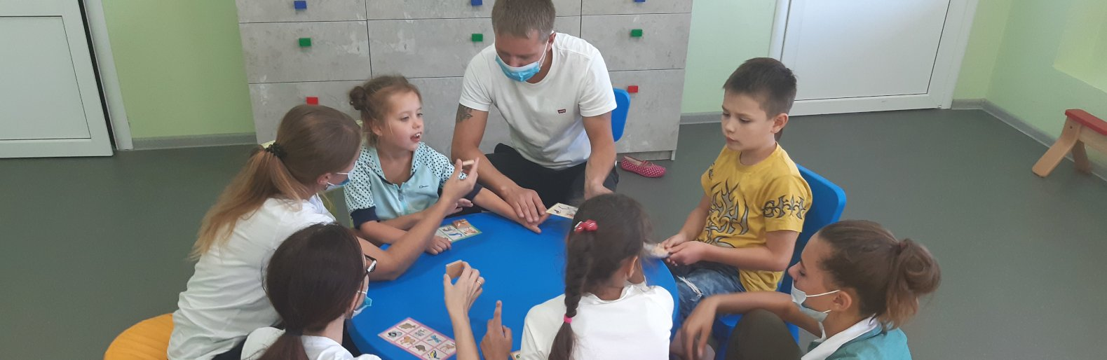 В Севастополе появится дом сопровождаемого проживания для семей с особыми детьми