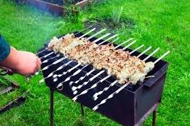 Подготовка к пикнику: выбираем мангал (фото)